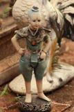 Mały opiekunu anioł Zdjęcia Stock