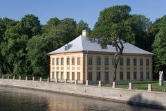 mały pałacu. obraz royalty free
