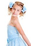 mały piękny princess obrazy royalty free