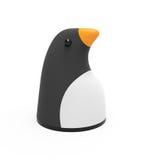 Mały pingwinu pojęcie ilustracji