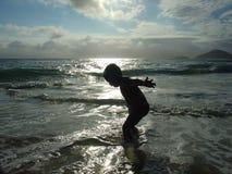 mały plażowy Zdjęcie Royalty Free