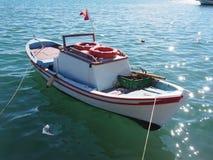 mały połowowych łodzi Obraz Stock