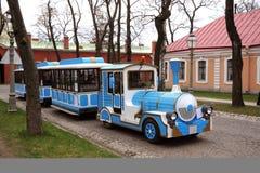mały pociąg Zdjęcie Royalty Free