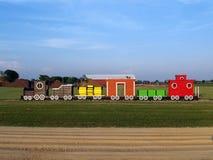 mały pociąg Zdjęcia Stock