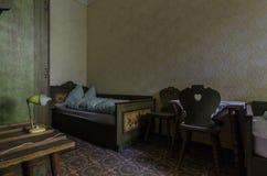 mały pokój w hotelu zdjęcie stock