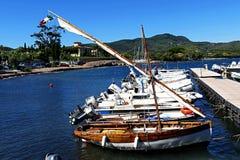 Mały port obrazy royalty free