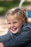 mały portret dziewczyny Zdjęcia Stock