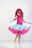 mały princess fotografia stock
