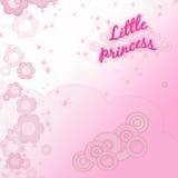 mały princess ilustracja wektor
