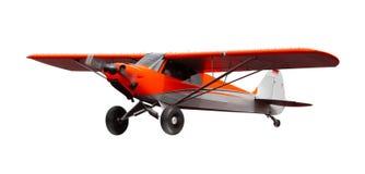 mały prywatny samolot obraz royalty free