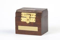 Mały pudełko Obrazy Stock