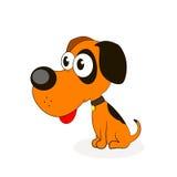 mały słodki pies Fotografia Royalty Free
