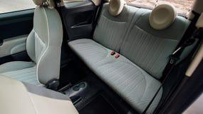Mały samochodowy wnętrze Obraz Stock