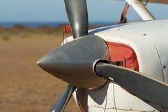 Mały samolot zdjęcie royalty free