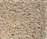 Mały staczający się piasek od Cleopatra, Turcja plaża Fotografia Royalty Free