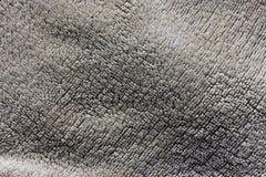 mały stos ręczniki Obraz Stock