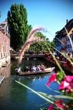 Mały Venise Francja obraz stock