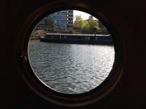 Mały Wenecja kanał Fotografia Royalty Free