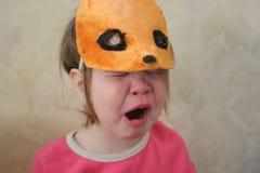 Mały wiewiórczy płacz zdjęcia royalty free
