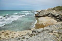 Mały wpust w De Obręcz rezerwacie przyrody Zdjęcia Stock