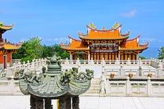 Ma文化村庄,澳门,中国 免版税库存图片