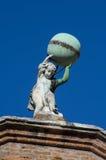 Mała atlant statua Obraz Royalty Free