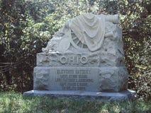 11ma batería Ohio fotos de archivo libres de regalías