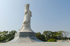 Ma bogini cyny lub statuy hau w Macau porcelanie Fotografia Royalty Free