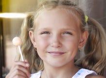 mała cukierek dziewczyna Zdjęcie Royalty Free