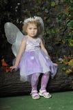 Mała czarodziejka Fotografia Stock