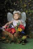Mała czarodziejka Obraz Royalty Free