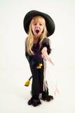 mała czarownica Fotografia Stock