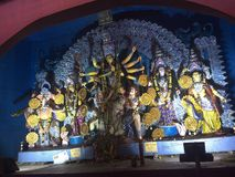 Ma durga Royalty Free Stock Images