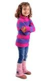 Mała dziewczynka Zdjęcie Stock