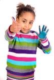 Mała dziewczynka Fotografia Royalty Free