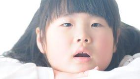 Mała Dziewczynka Obrazy Royalty Free