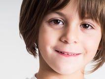 Mała dziewczynka portret Fotografia Stock