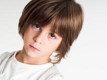 Mała dziewczynka portret Zdjęcia Stock