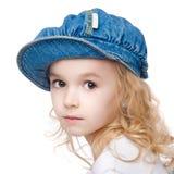 Mała dziewczynka portret Obraz Stock