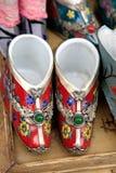 małe buty z kieszeni Fotografia Royalty Free