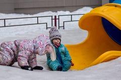 małe dzieci Zdjęcie Stock