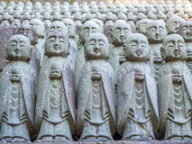 Małe michaelita Buddha statuy Fotografia Stock