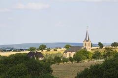 Mała Eifel wioska, Niemcy Zdjęcia Stock
