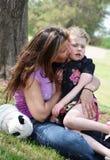 Ma fille spéciale Photo libre de droits