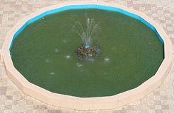mała fontanna Obrazy Stock