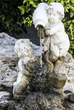 mała fontanna Zdjęcie Stock