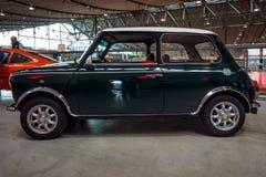 Mała gospodarka samochodowy Rover Mini Cooper Obraz Stock