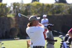 MA Jimenez at Andalucia Golf Open, Marbella Royalty Free Stock Photos