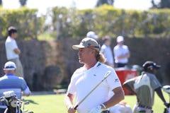 MA Jimenez at Andalucia Golf Open, Marbella Royalty Free Stock Photography