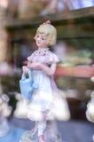 Mała lala retro obrazy royalty free